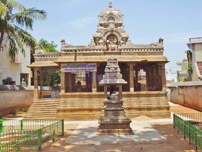 Kanchipuram Sub Circle Monumentss Archaeological Survey